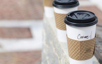 Les tasses réutilisables dans les commerces: où en sommes-nous?