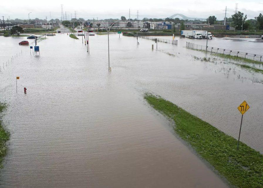Lettre ouverte d'Environnement Mauricie | Quand l'averse force la surverse des eaux usées