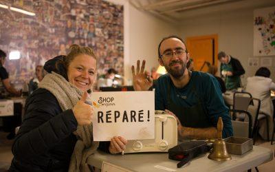La Shop à réparer crée un bottin de réparateurs