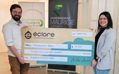 Un premier projet d'économie circulaire soutenu par le Fonds Éclore
